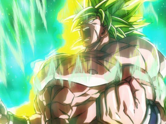 TakeoRey's Movie of the Month – Dragon Ball Super: Broly