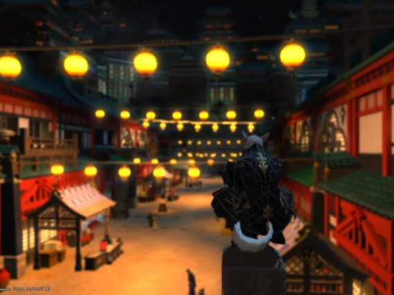 Final Fantasy XIV – Jumping Into a Game 3 Expansions Deep