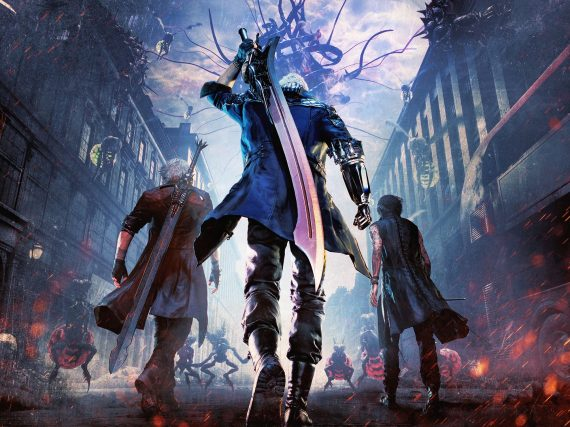 Game Review: Devil May Cry 5