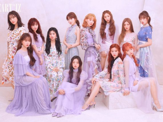 IZ*ONE – Violeta (Selective Hearing Remix)