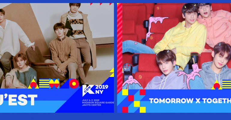 KCON Announces First Artists for New York