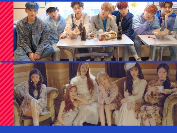 (G)I-DLE and VERIVERY Join NY Concert Lineup