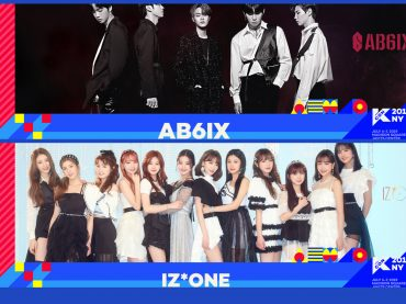 AB6IX and IZ*ONE Join NY Concert Lineup for KCON New York