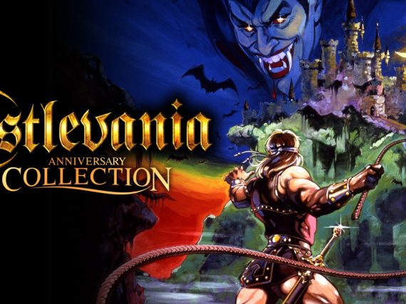 Game Review: Castlevania Anniversary Collection
