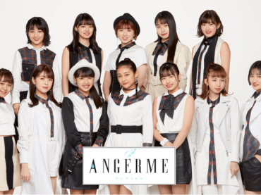 ANGERME coming to Mexico in September