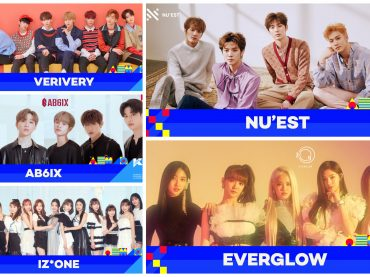 NU'EST, AB6IX, EVERGLOW, VERIVERY and IZ*ONE Join KCON LA Lineup