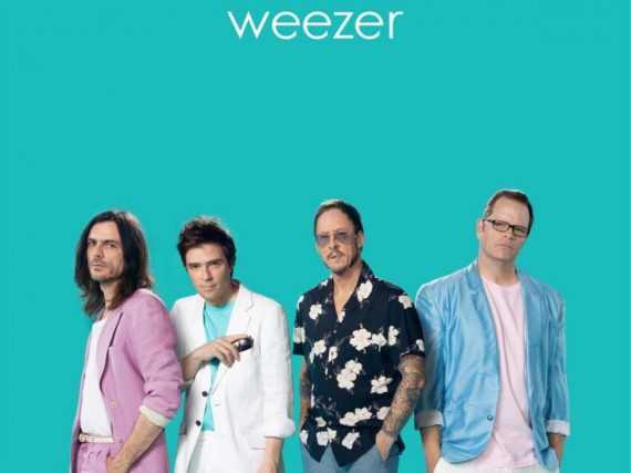 Year of Discovery – Weezer's Teal