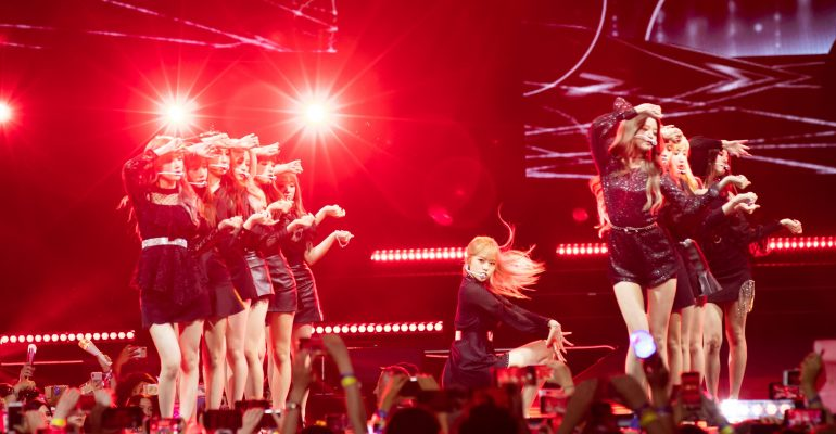 KCON 2019 New York Concert Review