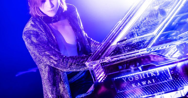 Japan Expo announces surprise appearance by YOSHIKI