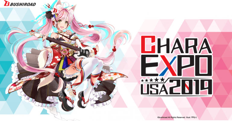 CharaExpo USA 2019 Big Autograph Session is Back!