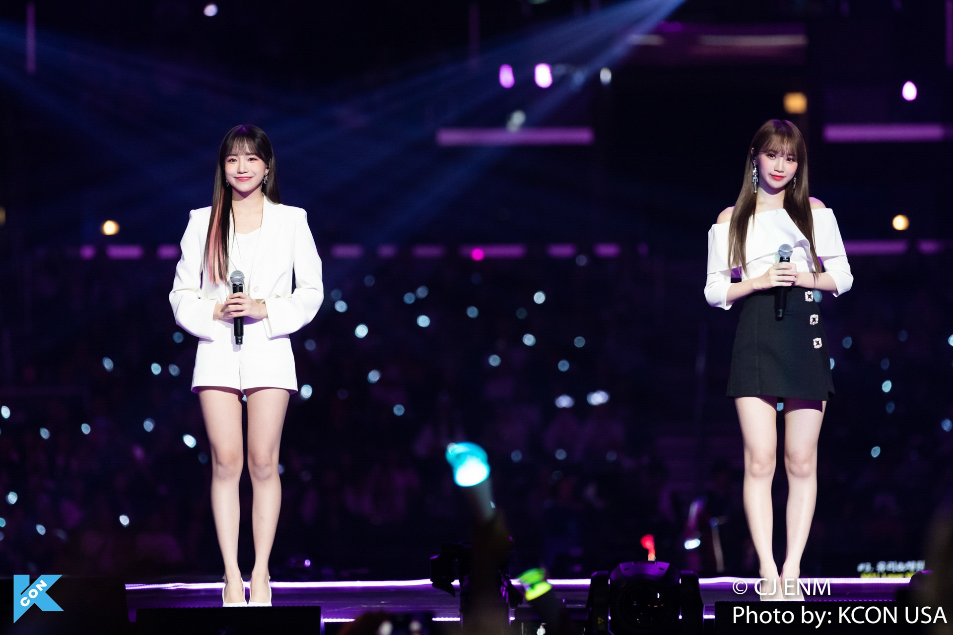 KCON LOS ANGELES 2019 IZONE-6