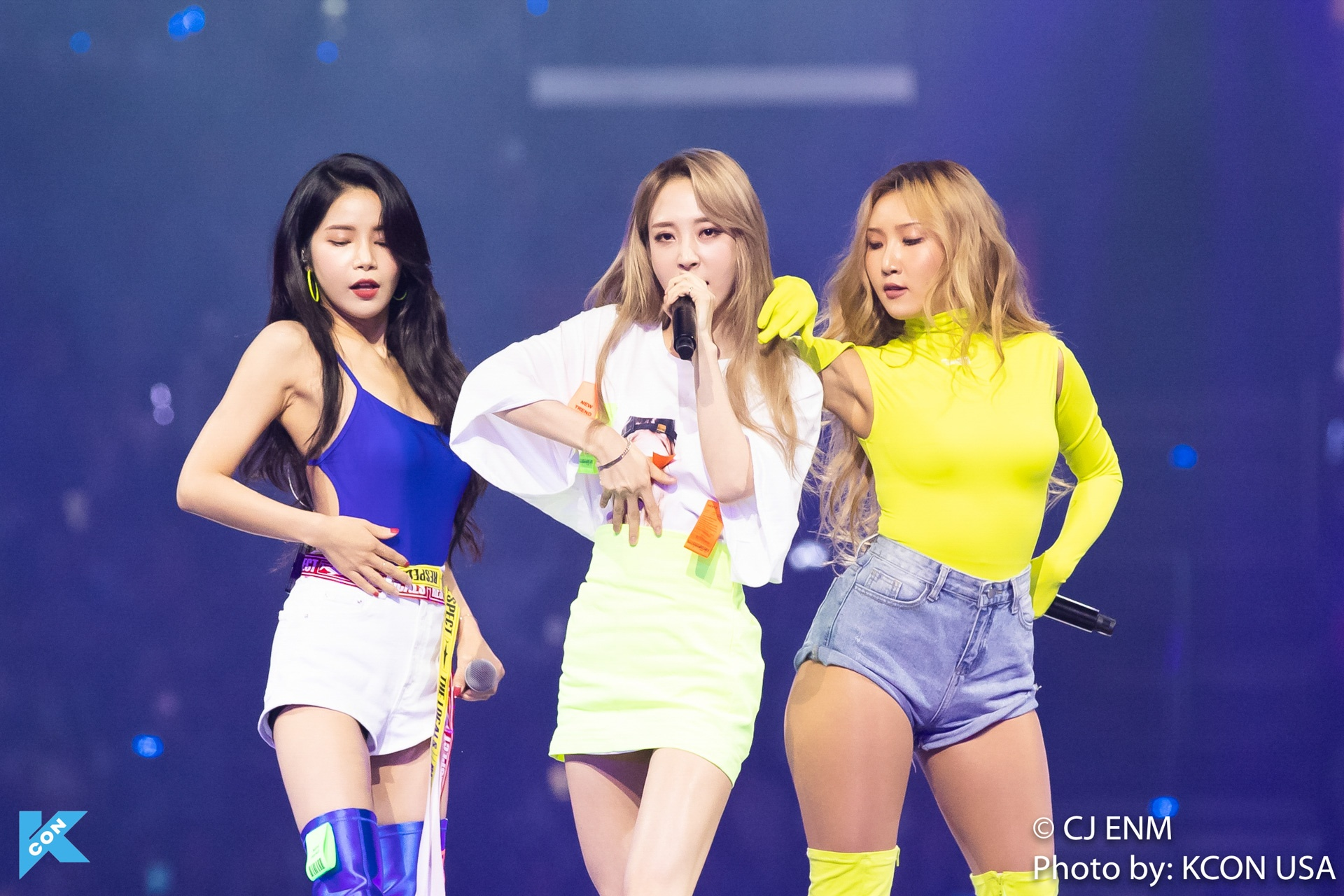 KCON LOS ANGELES 2019 MAMAMOO-27