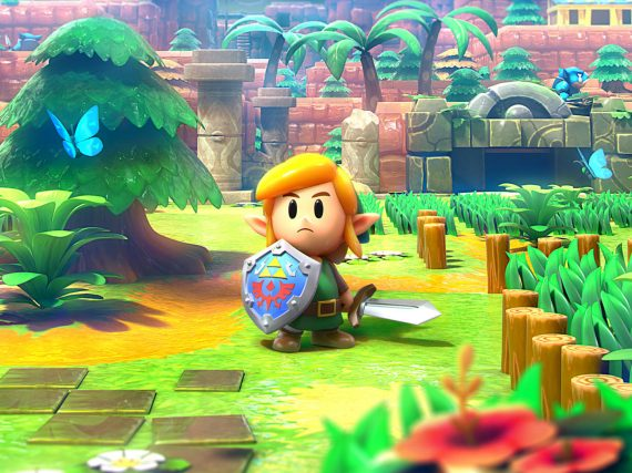 Game Review – Legend of Zelda: Link's Awakening (2019)