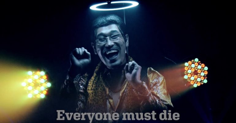 "PIKOTARO releases PIKO 10 PROJECT album worldwide, featuring ""Everyone must die"""