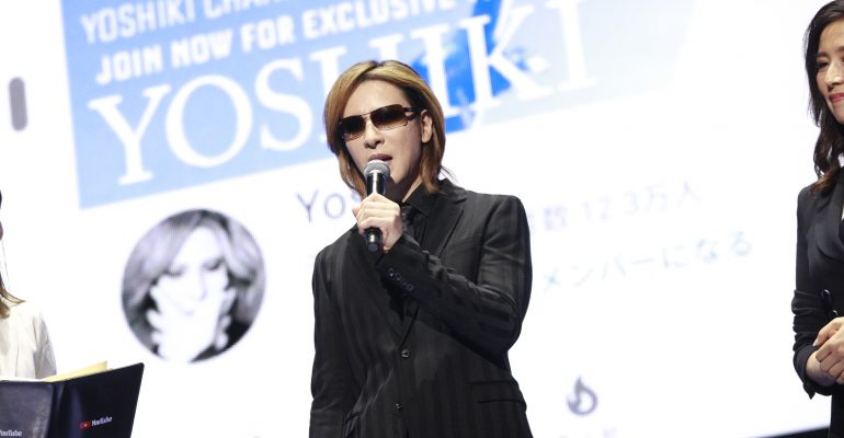 YOSHIKI -Life of a Japanese Rock Star- documentary series to premiere via YouTube Originals in March 2020