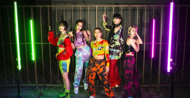 """FAKY completes """"GIRLS POWER"""" trilogy with hot dance single """"NEW AGE"""""""