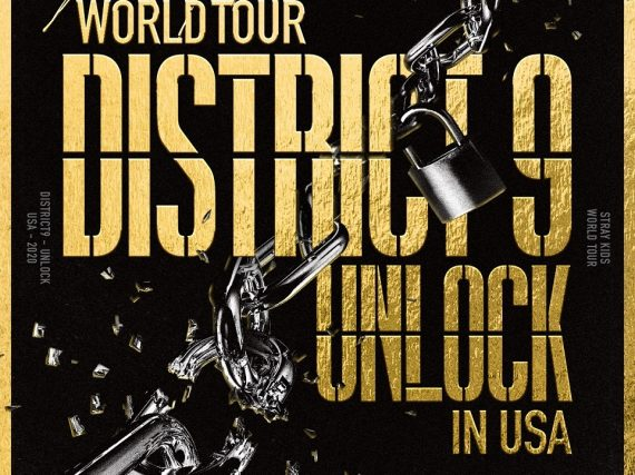 JYP ENTERTAINMENT AND SUBKULTURE ENTERTAINMENT PRESENT Stray Kids World Tour 'District 9 : Unlock' in USA