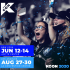 KCON Announces Dates and Venues for 2020