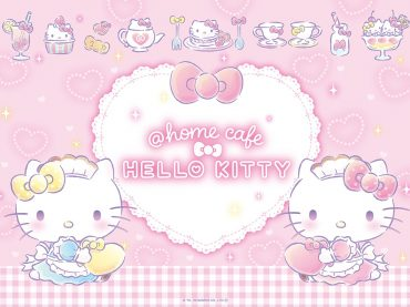 @home cafe teams with Sanrio for Hello Kitty Collaboration Cafe