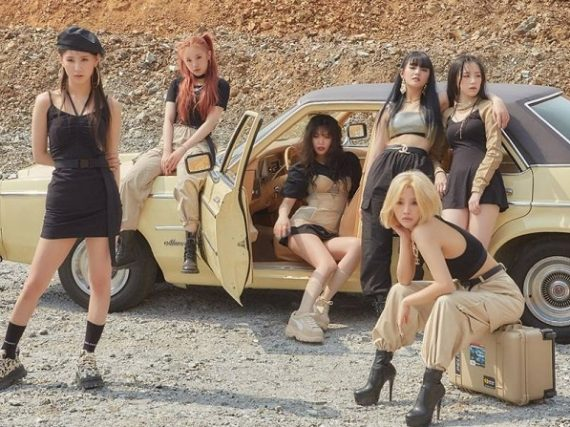 (G)I-DLE – Uh-Oh (Selective Hearing Remix)