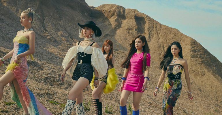ITZY – Not Shy Review